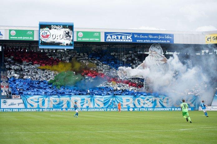 7. Spieltag 18/19: Hansa Rostock - TSV 1860 München