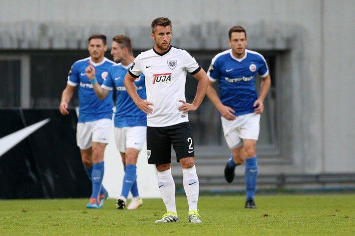 2. Spieltag 16/17: Hansa Rostock - Preußen Münster