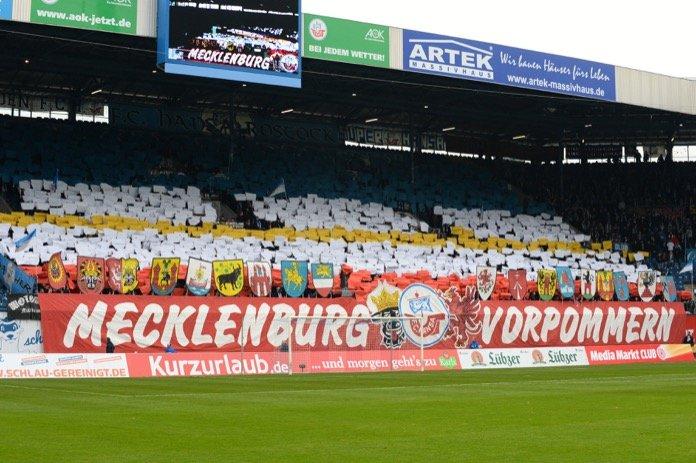 Osnabrück gewinnt in Rostock – Spielbericht + Bilder