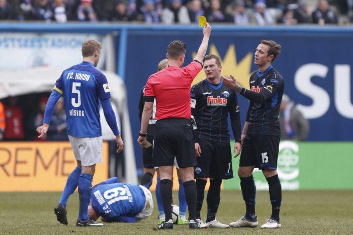 Carl Zeiss Jena leiht Phillip Tietz von Paderborn aus