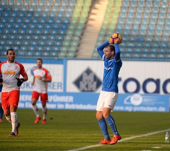 20. Spieltag 16/17: Hansa Rostock - Jahn Regensburg