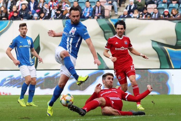 23. Spieltag 19/20: Hansa Rostock - SpVgg Unterhaching