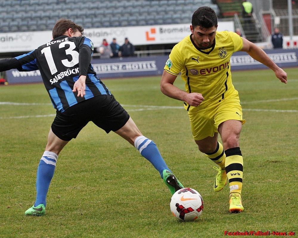 29. Spieltag; 1. FC Saarbrücken - Borussia Dortmund II (Stimmen zum Spiel)