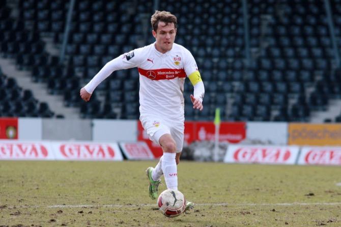 29. Spieltag; Chemnitzer FC - VfB Stuttgart II