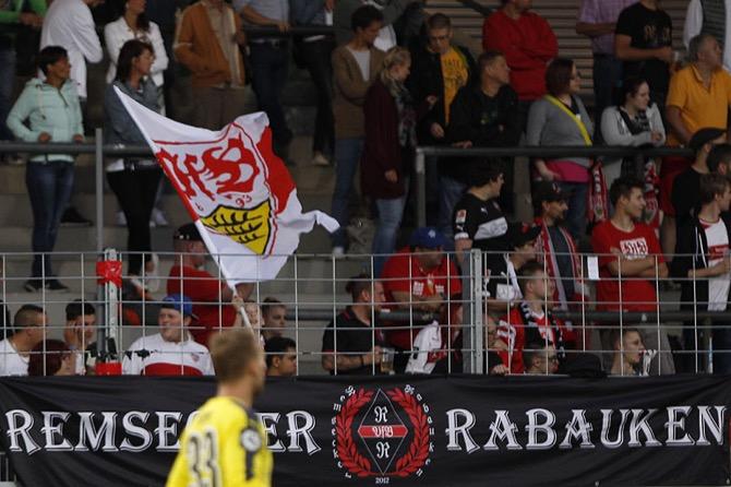 5. Spieltag 15/16: VfB Stuttgart II - Würzburger Kickers