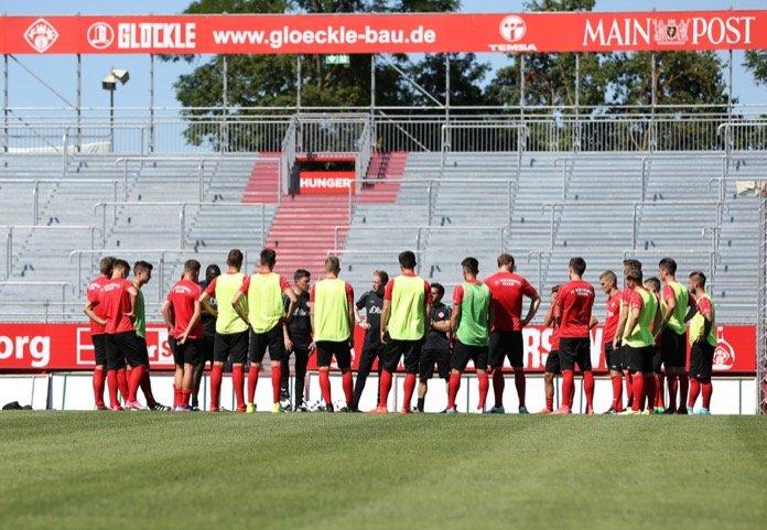 7. Spieltag; Würzburger Kickers – SC Paderborn