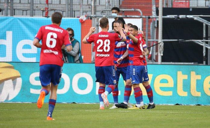 35. Spieltag 19/20: KFC Uerdingen 05 - Würzburger Kickers - Bild