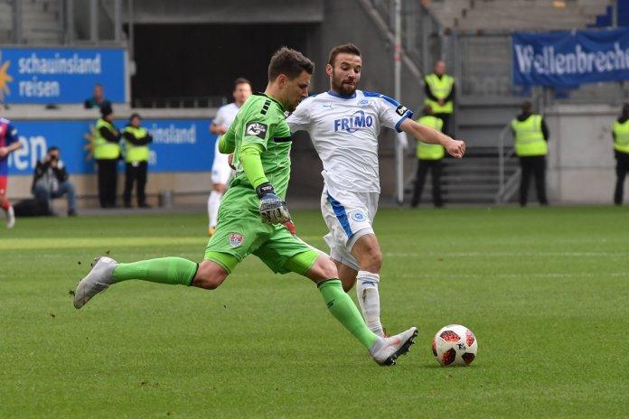 13. Spieltag 18/19: KFC Uerdingen 05 - Sportfreunde Lotte
