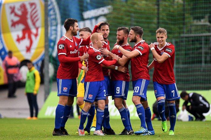 6. Spieltag 18/19: SpVgg Unterhaching - Eintracht Braunschweig