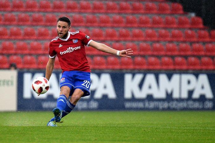 6. Spieltag 18/19: SpVgg Unterhaching - Eintracht Braunschweig - Bild
