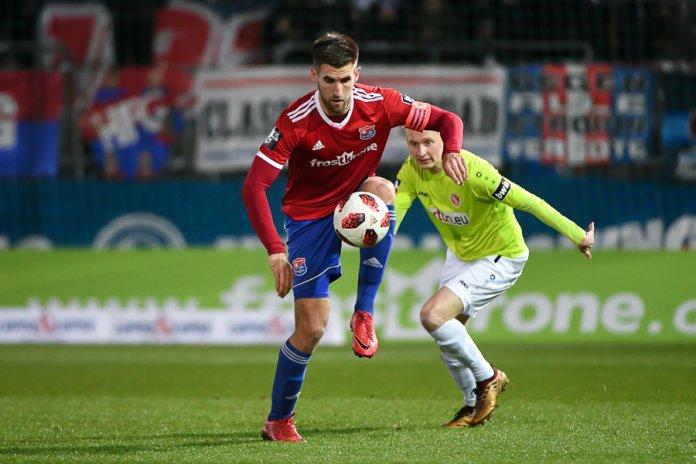 2. Spieltag 18/19: SpVgg Unterhaching - Energie Cottbus - Bild
