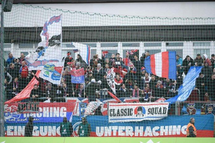 19. Spieltag 19/20: SpVgg Unterhaching - MSV Duisburg - Bild