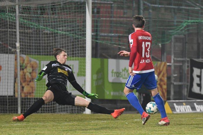28. Spieltag 17/18: SpVgg Unterhaching - Rot-Weiß Erfurt