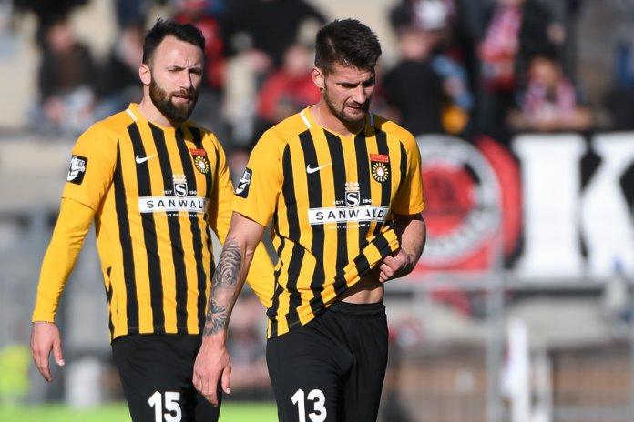 Endspiel für Großaspach in Köln