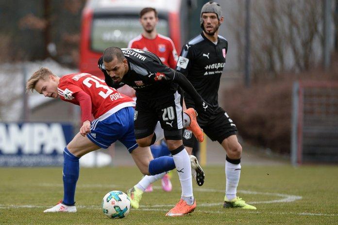 Hallescher FC: Duo kehrt zurück