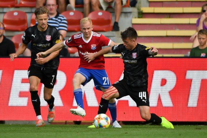Hallescher FC: In allen Bereichen stark