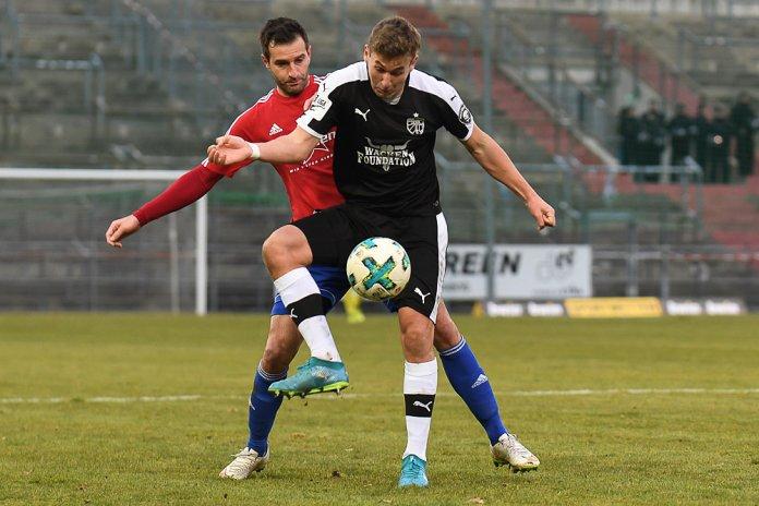 37. Spieltag; Carl Zeiss Jena – Spielvereinigung Unterhaching