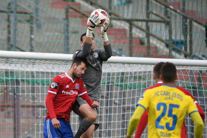 35. Spieltag 18/19: SpVgg Unterhaching - Carl Zeiss Jena