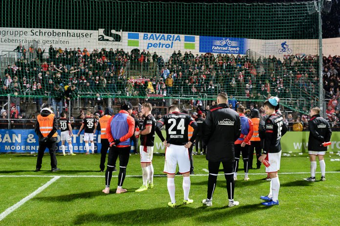 900 Euro Geldstrafe für 1. FC Kaiserslautern
