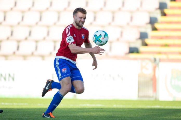 2. Spieltag 17/18: SpVgg Unterhaching - Karlsruher SC