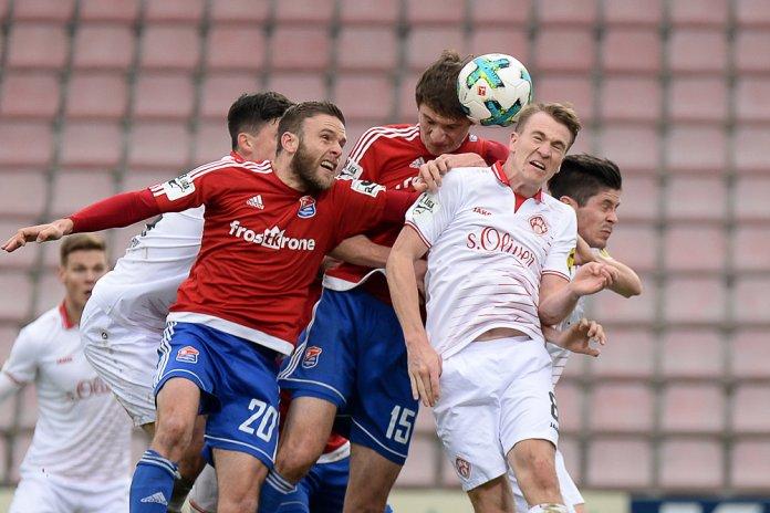 30. Spieltag 17/18: SpVgg Unterhaching - Würzburger Kickers Teil 2