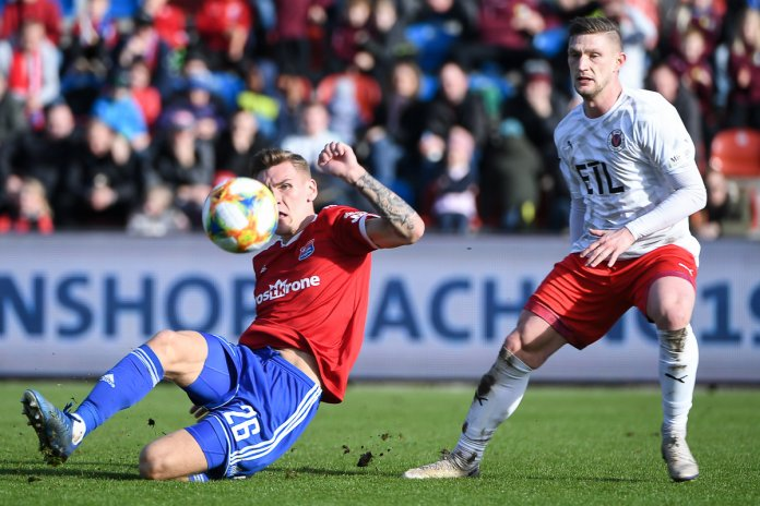 24. Spieltag 19/20: SpVgg Unterhaching - Viktoria Köln