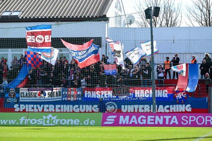24. Spieltag 19/20: SpVgg Unterhaching - Viktoria Köln - Bild