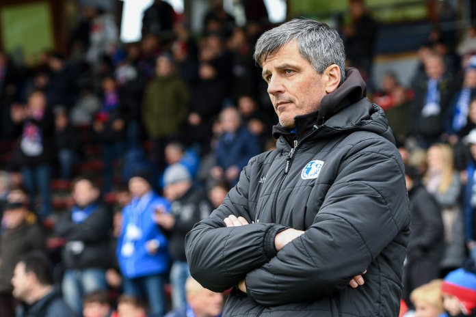 Jens Härtel neuer Trainer beim FC Hansa Rostock