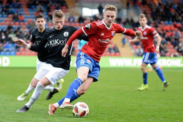 27. Spieltag 18/19: SpVgg Unterhaching - SV Meppen - Bild