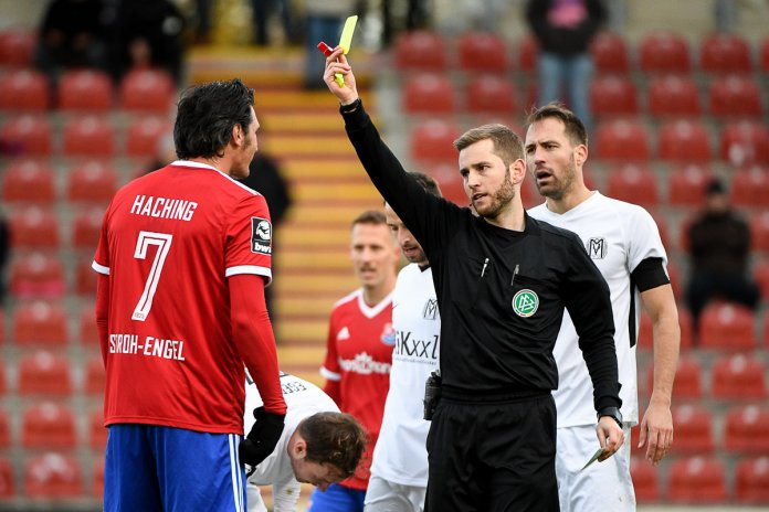 15. Spieltag 19/20: SpVgg Unterhaching - SV Meppen