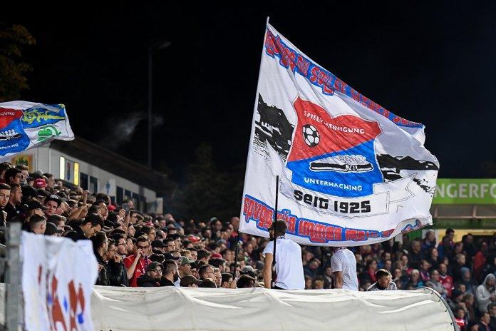 9. Spieltag 18/19: SpVgg Unterhaching - TSV 1860 München - Bild