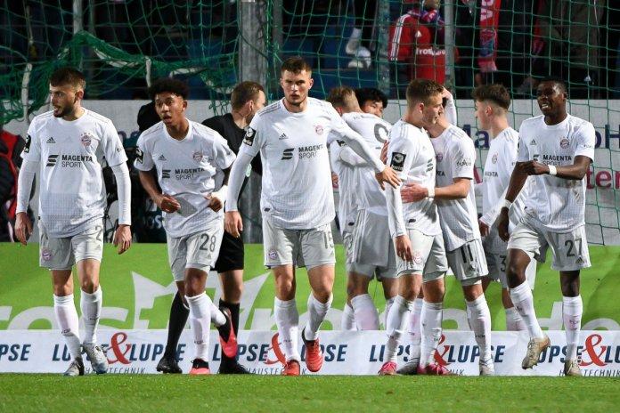 26. Spieltag 19/20: SpVgg Unterhaching - FC Bayern München II