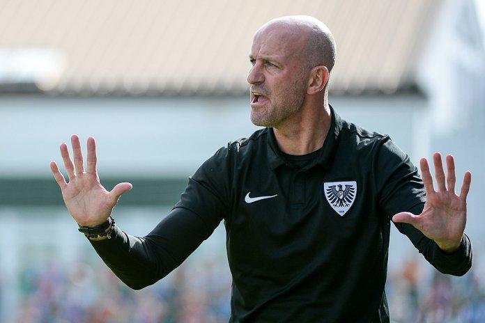 Münster: Trainer Antwerpen geht zum Saisonende