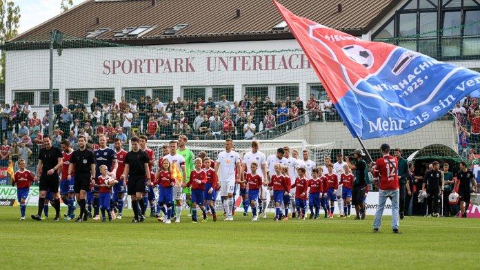 11. Spieltag 18/19: SpVgg Unterhaching - Preußen Münster