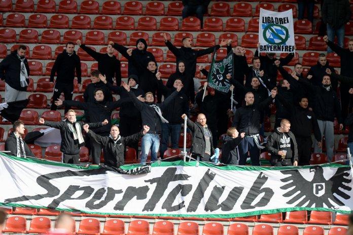 11. Spieltag 19/20: SpVgg Unterhaching - Preußen Münster