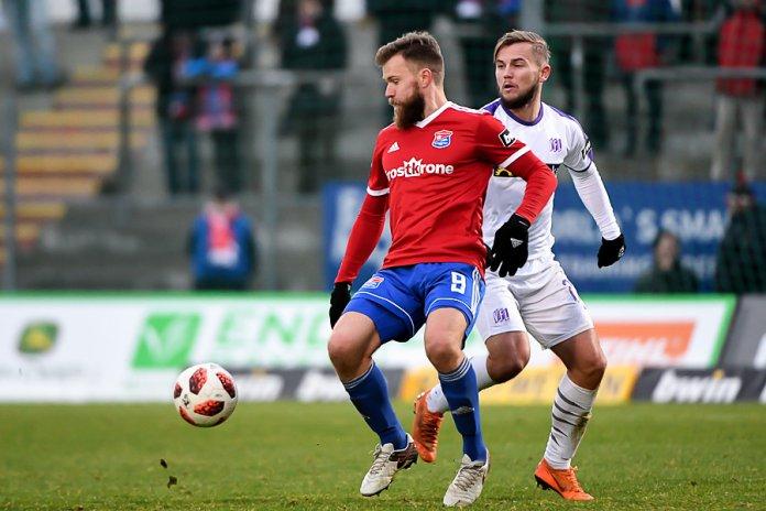 19. Spieltag 18/19: SpVgg Unterhaching - VfL Osnabrück - Bild