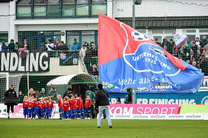 19. Spieltag 18/19: SpVgg Unterhaching - VfL Osnabrück