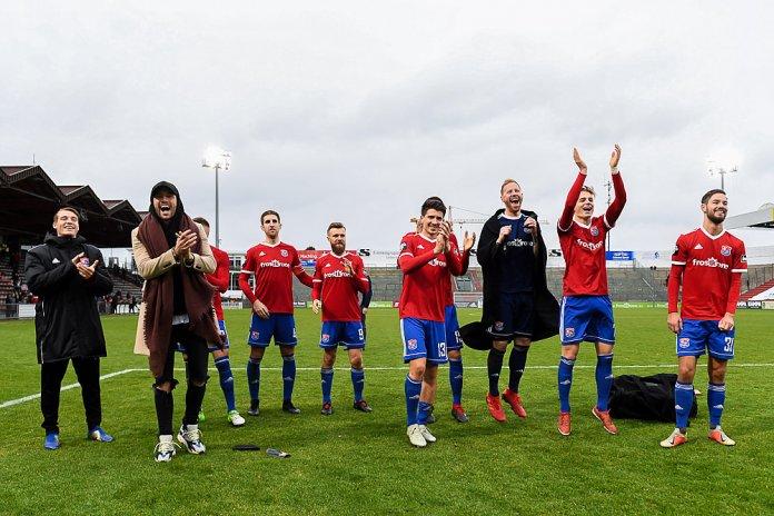 20. Spieltag 18/19: SpVgg Unterhaching - KFC Uerdingen 05