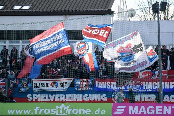 22. Spieltag 19/20: SpVgg Unterhaching - KFC Uerdingen 05 - Bild
