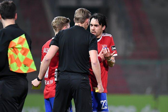 24. Spieltag 18/19: SpVgg Unterhaching - SV Wehen Wiesbaden