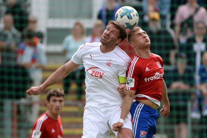 34. Spieltag 17/18: SpVgg Unterhaching - FSV Zwickau