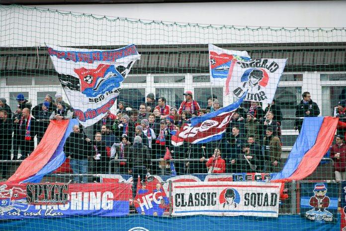 33. Spieltag 18/19: SpVgg Unterhaching - FSV Zwickau