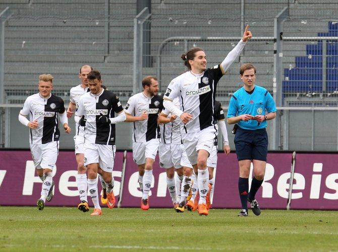 32. Spieltag; VfR Aalen – SG Sonnenhof Großaspach