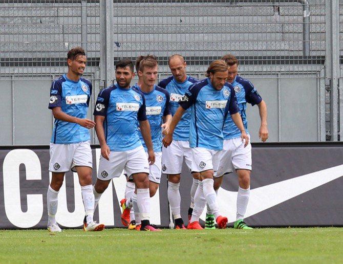7. Spieltag; SV Meppen – VfR Aalen