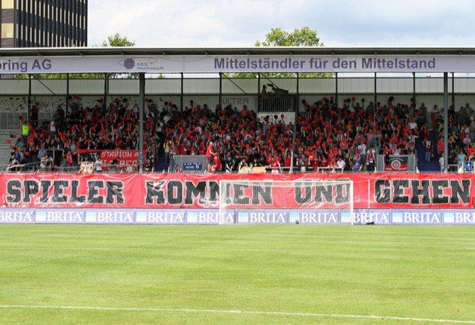 1. Spieltag 16/17: Wehen Wiesbaden - VfR Aalen