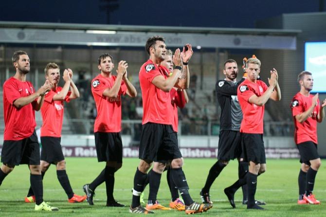 9. Spieltag; SV Wehen Wiesbaden - Stuttgarter Kickers
