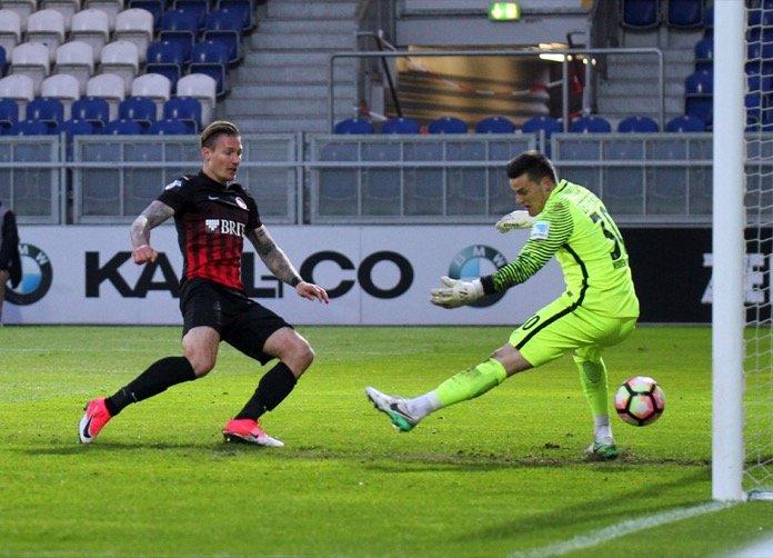 Wiesbaden holt sich drei Punkte im Nachholspiel – Spielbericht + Bilder