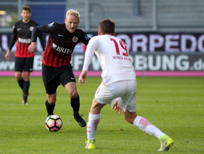 29. Spieltag 16/17: SV Wehen Wiesbaden - SV Werder Bremen II