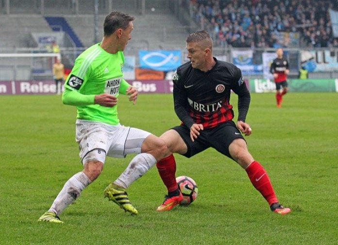 33. Spieltag; Chemnitzer FC – SV Wehen Wiesbaden