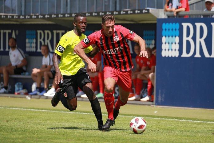 2. Spieltag 18/19: SV Wehen Wiesbaden - Energie Cottbus - Bild